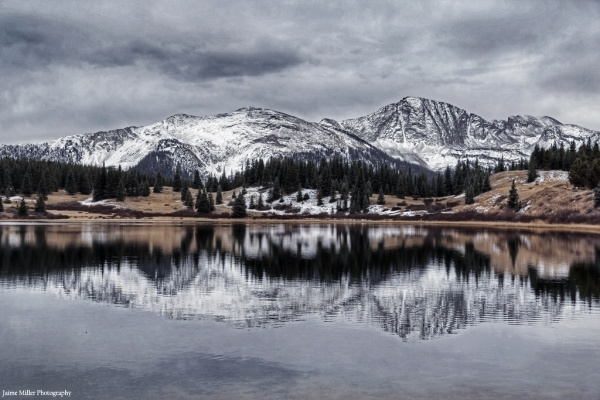 Little Molas Lake in Silverton, Colorado