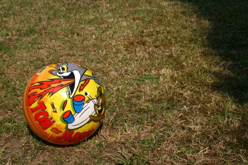 Tom & Jerry fire ball
