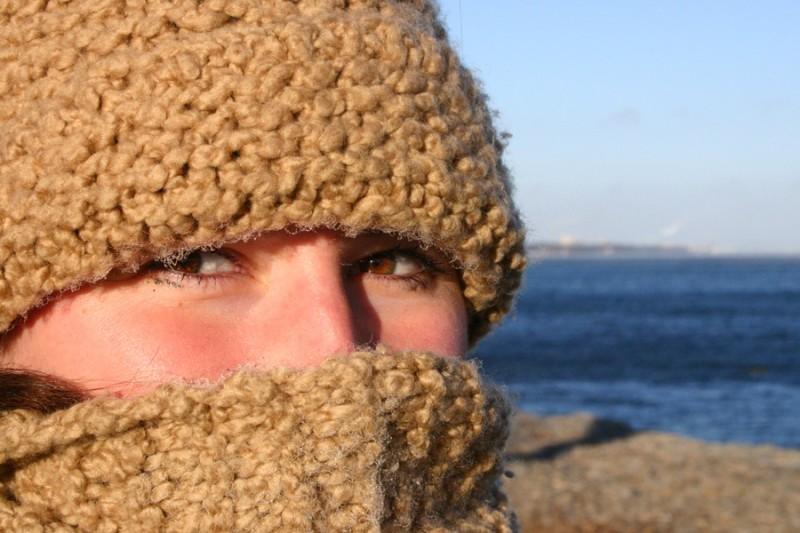 Cold, cold Aurelie