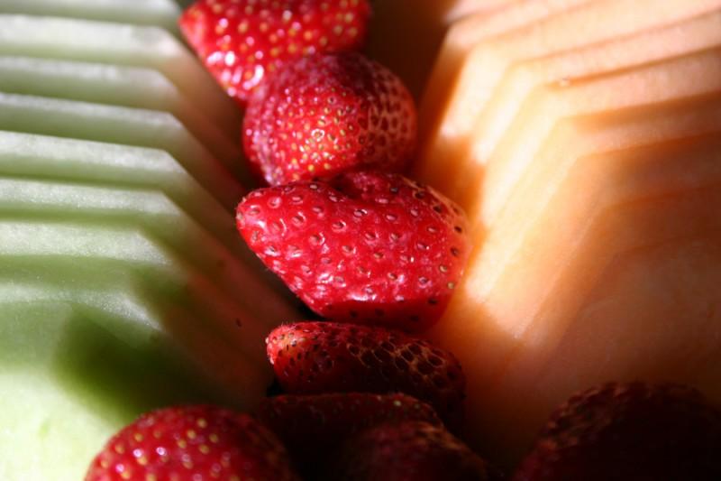 Fruit in the sun