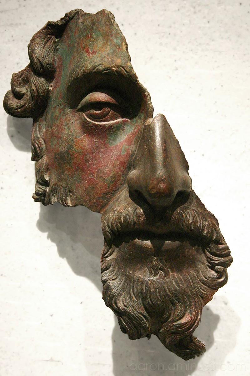 Marcus Aurelius at the Louvre
