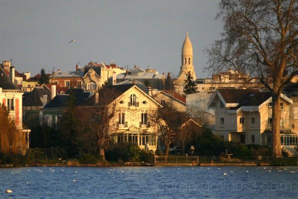 Enghien lakeside