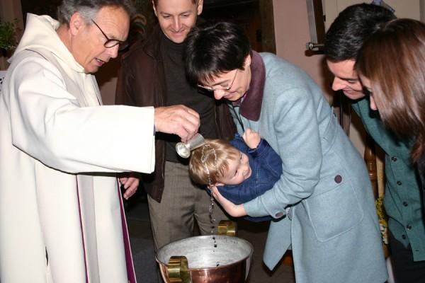 Baptism of Lise Moreau