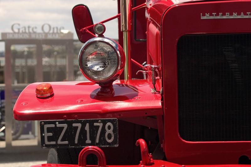 Gate One Firetruck