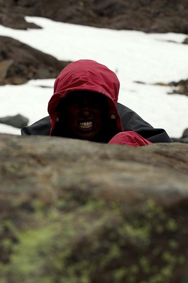 Snow Demon of Mount Ruapehu