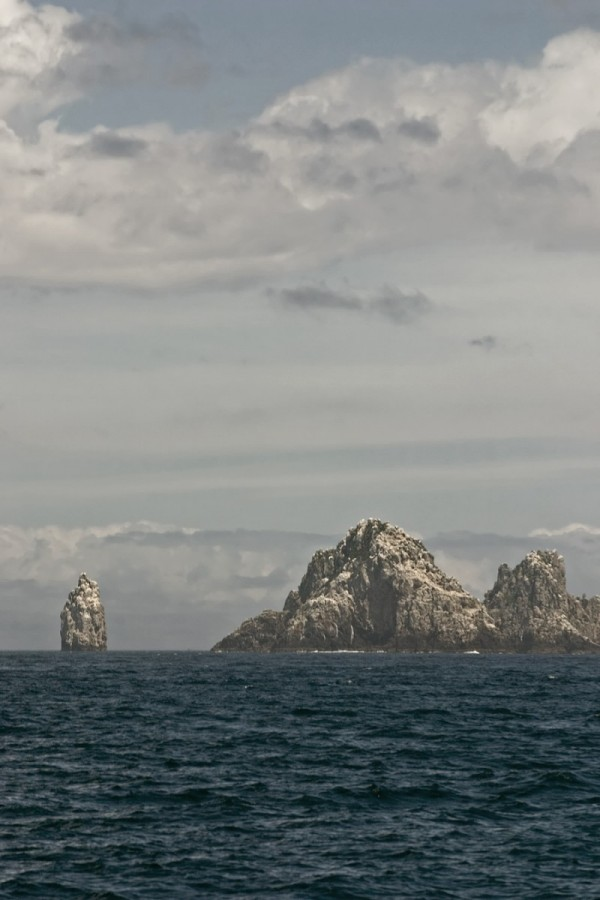 Lost islands on the high seas