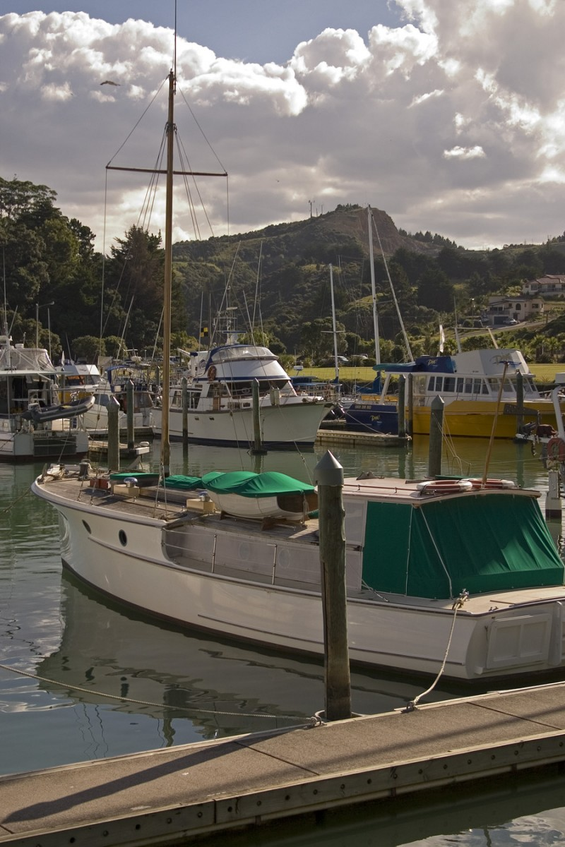 Harbour of Tutukaka