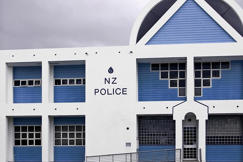 Maunganui police station