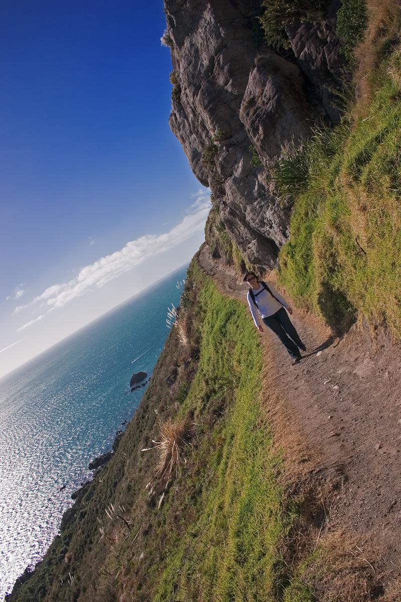 Hiking Mount Maunganui