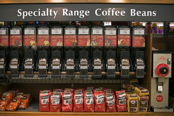 Specialty Range Coffee Beans