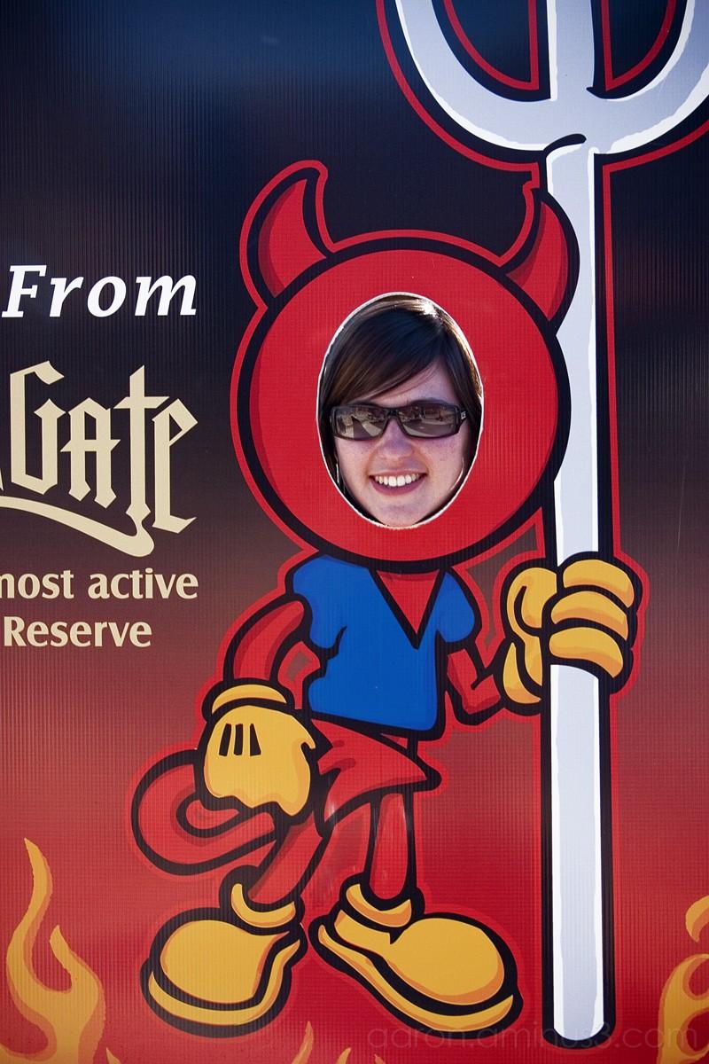 Devil in the Gate