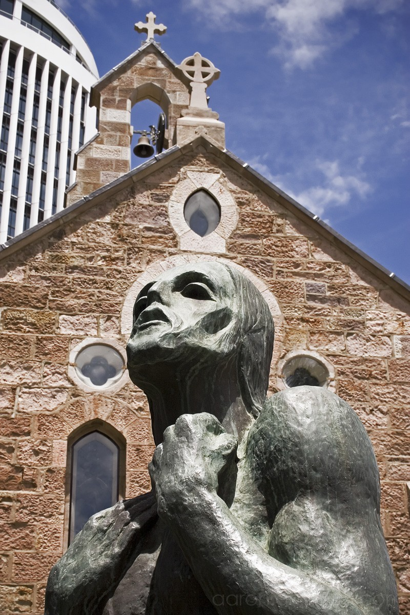 Jesus and the church of Brisbane