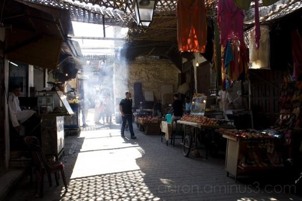Walking through the steam markets