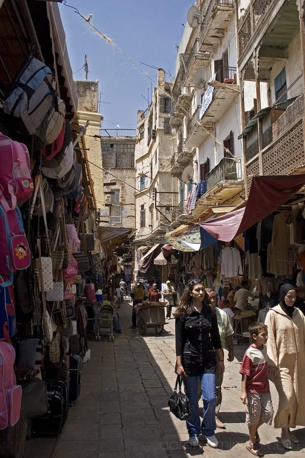 Streets of Fes Medina