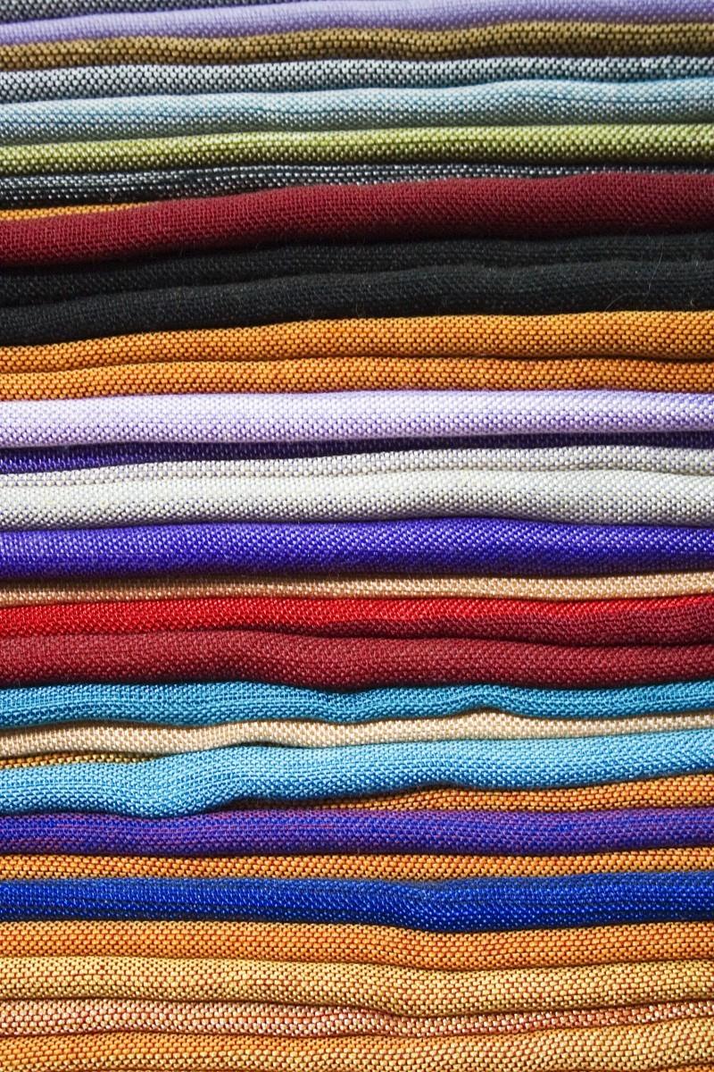 Pile of colour