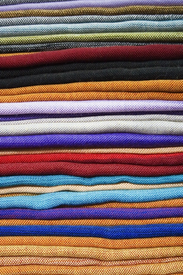 Pile of colour