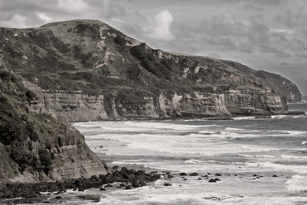 Cliffs of Muriwai