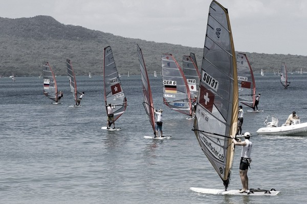 Windsurfing World Championships 2008, Takapuna