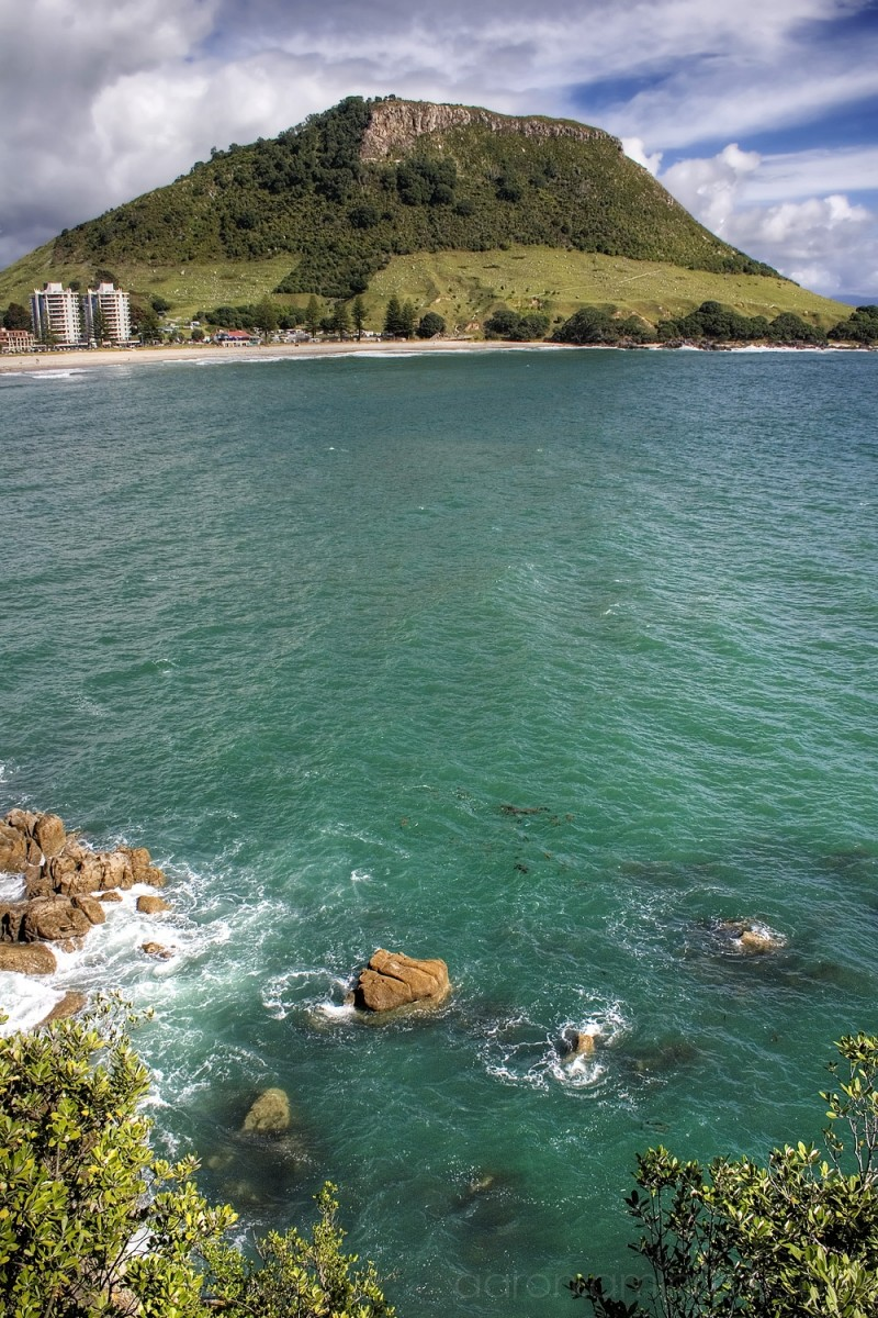 Mount Maunganui, Bay of Plenty, NZ