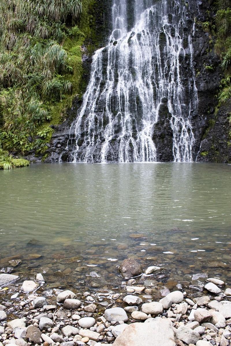 Waterfall near Karekare