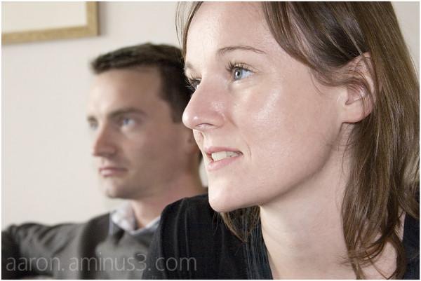 Aude et Antoine
