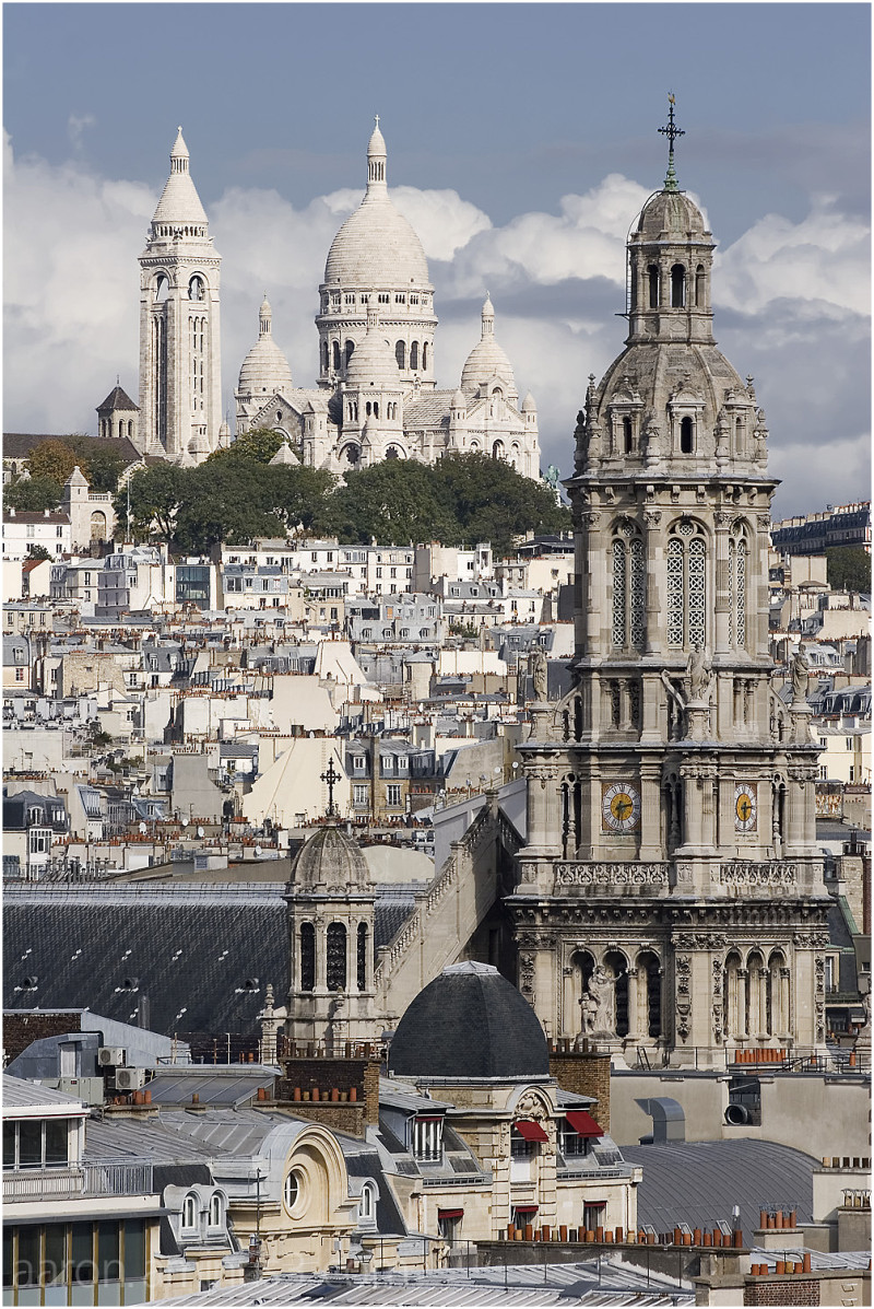 View of Montmartre