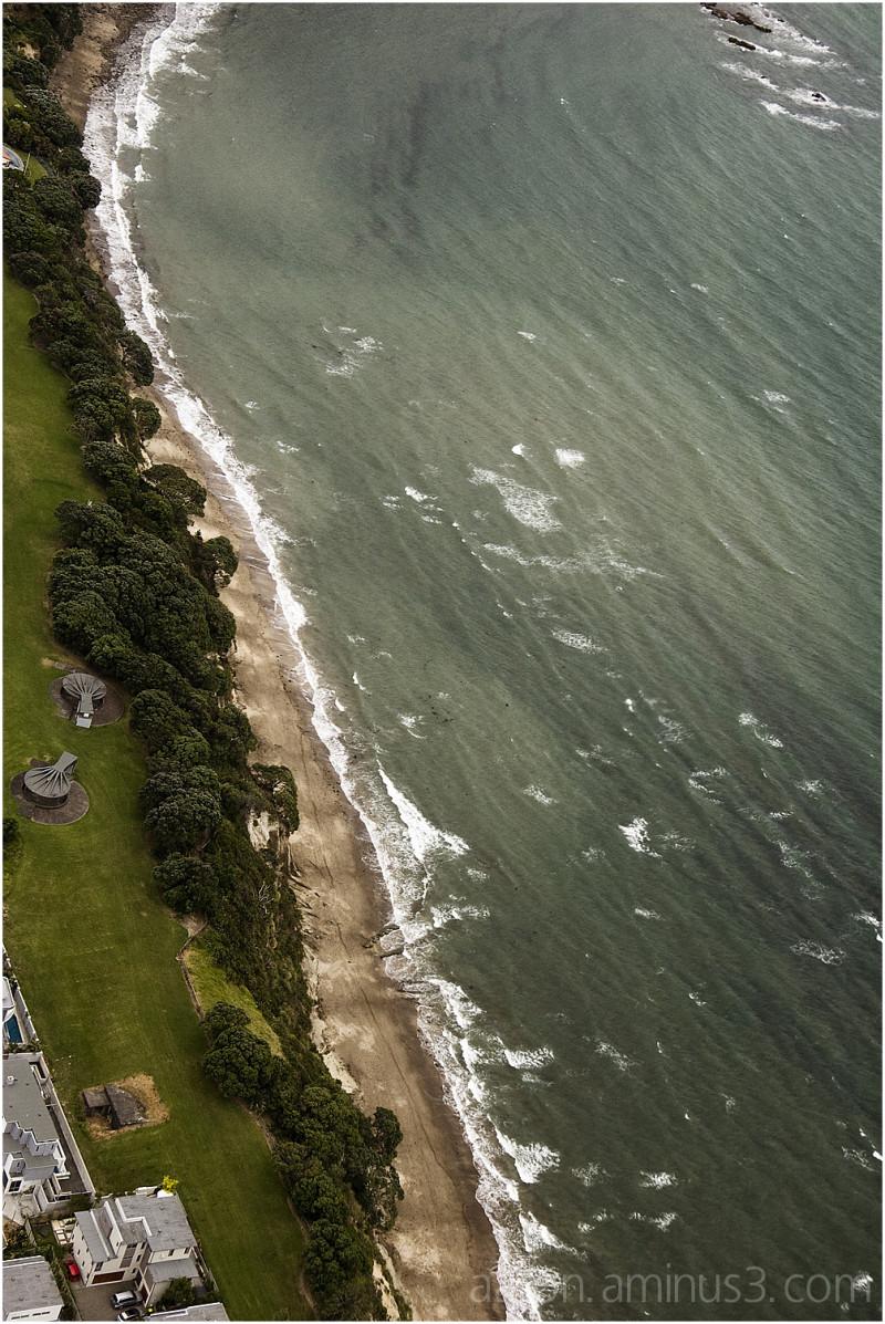 Coastline, North Shore, NZ