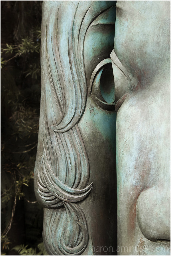 Zealandia sculpture garden