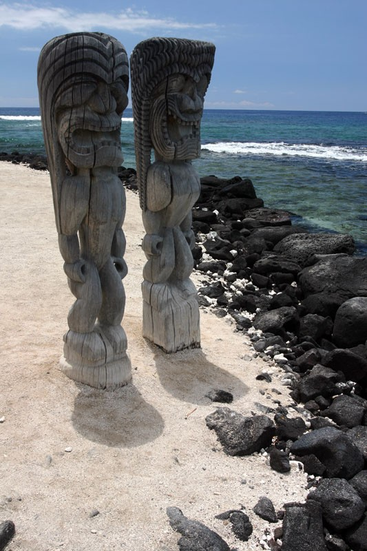 Tiki Guards
