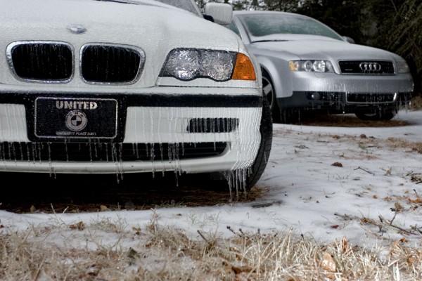 Ice Storm 2005 (part I)
