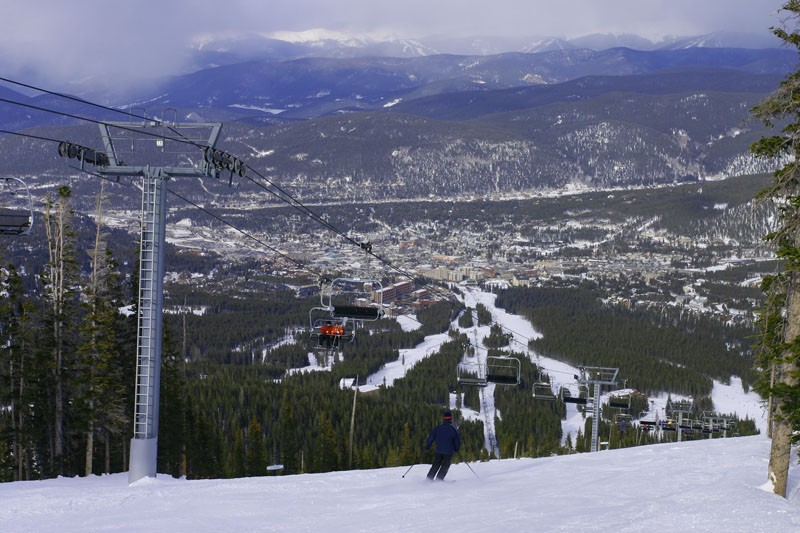 Downhill (part II)