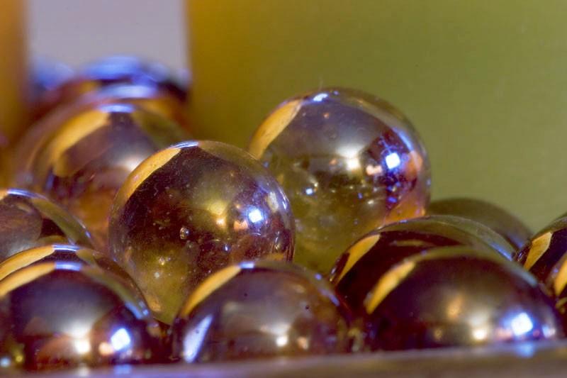 Shiny Marbles