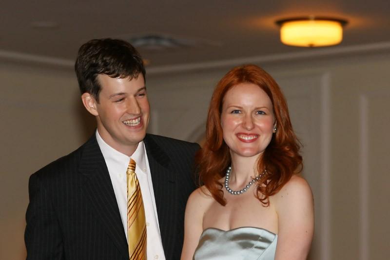 Sara and Charlie's wedding