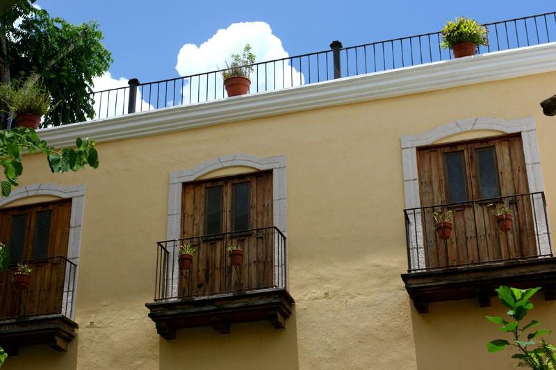 Valladolid Mexico Hacienda
