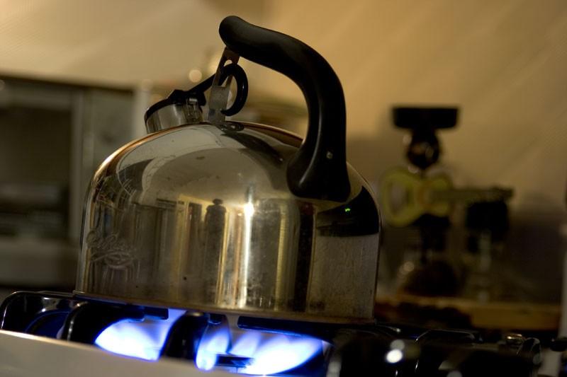 Alien in the Teapot