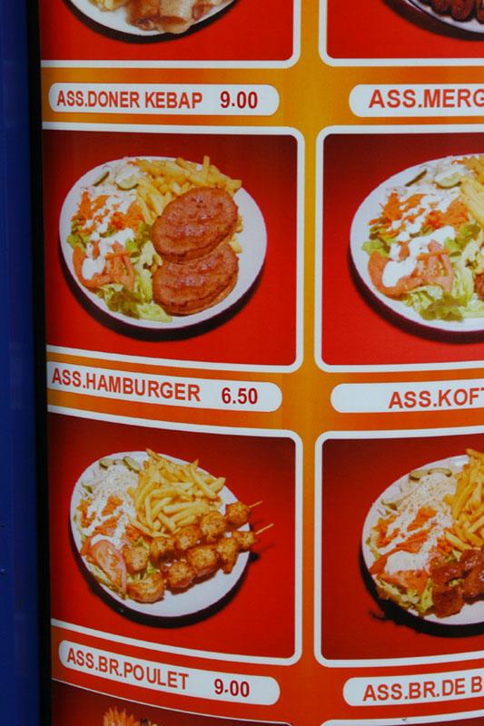 Ass Burgers