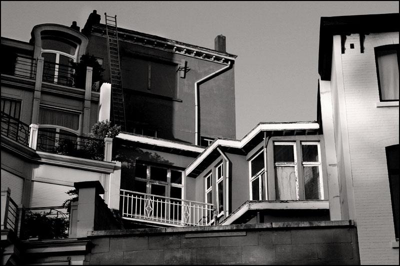 Brussels Modern Architecture