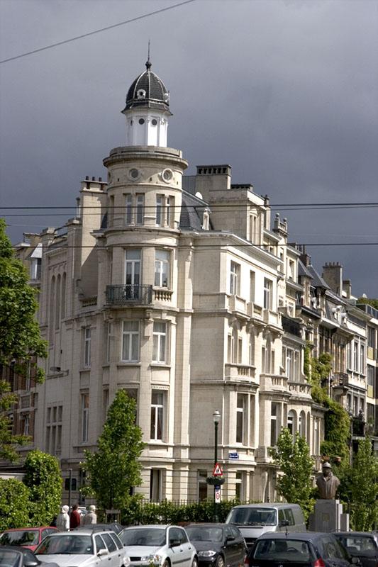 Ixelles Building