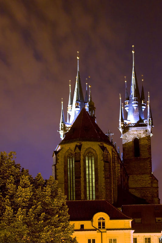 Tyn Church