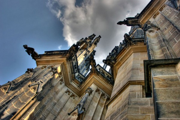 Prague Castle HDR