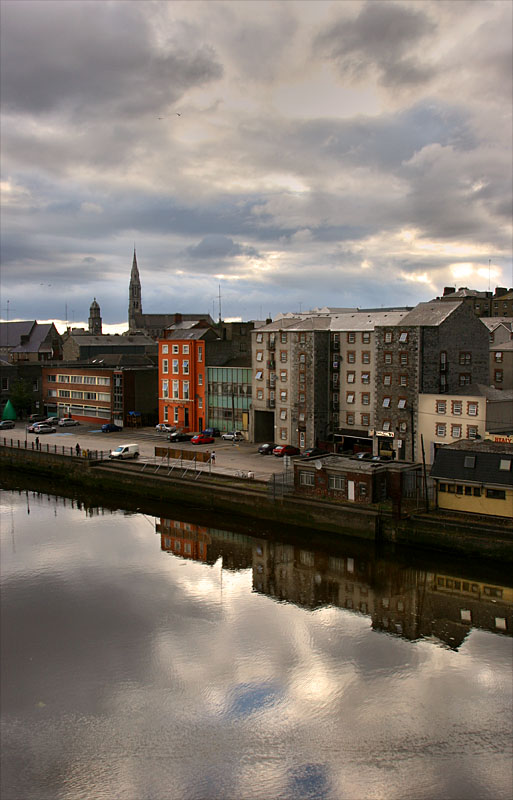 Drogheda and the River Boyne