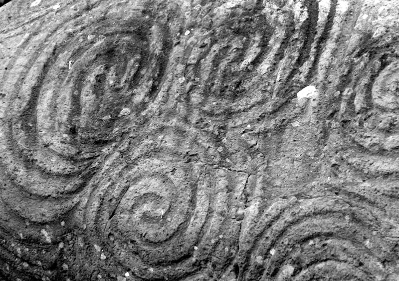 Ancient Artwork (spirals)