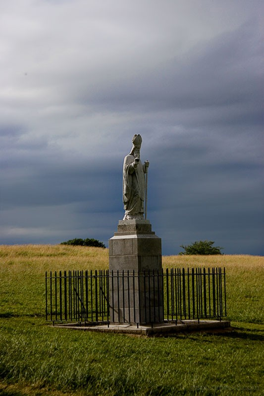 Hill of Tara and Saint Patrick