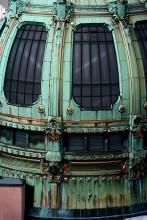 Obecni dum Art Nouveau Prague