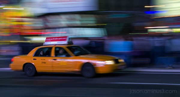 NYC Taxi Motion