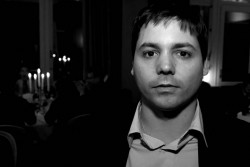 Dimitar at Dinner