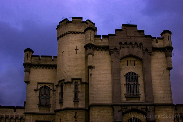 Brussels Prison de Saint-Gilles