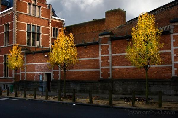 Brussels Prison de Saint-Gilles part 3