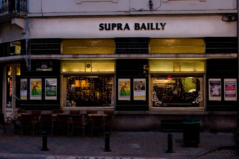 Supra Bailly Rue du Baille