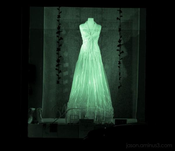 haunting dress